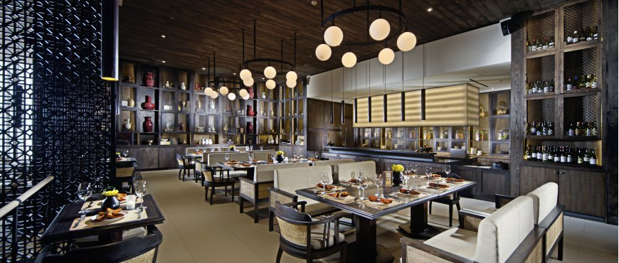 Seribu Rasa interior and food photo 3