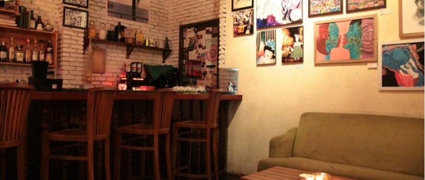 Tree House Jakarta Tree House Interior And Food