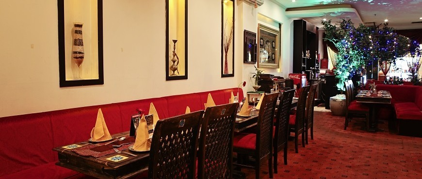 Royal Kitchen Indian Restaurant Jakarta