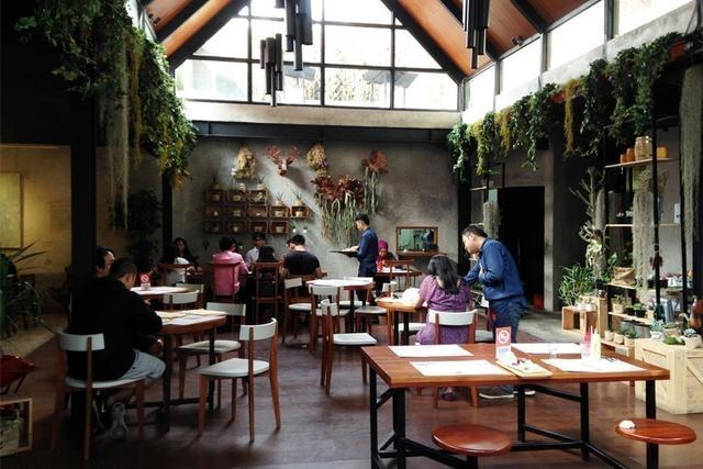 Cups Coffee Cafe Bandung